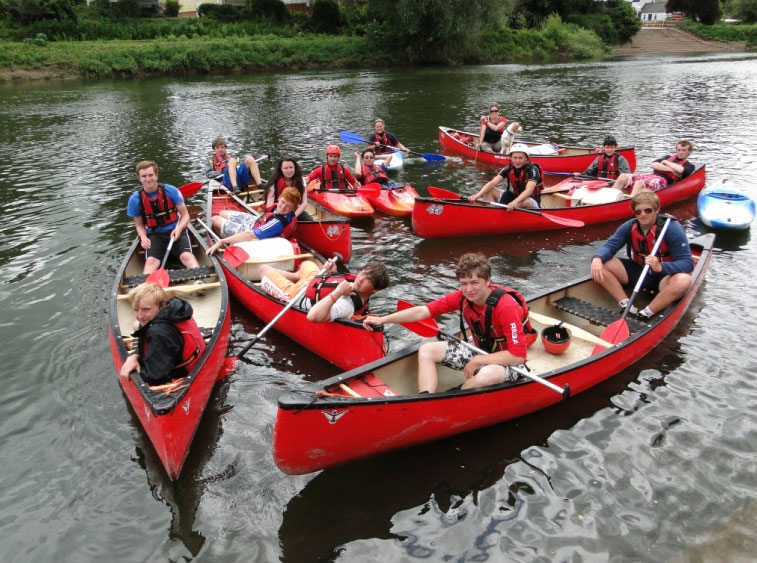 Sailing and Scouting Summer Camp